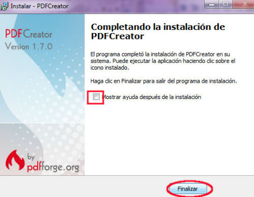 instalar pdf